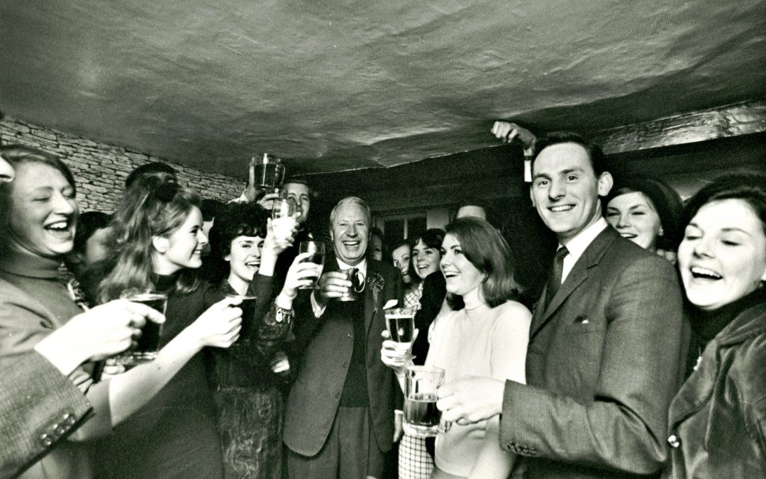 Ted Heath's Unexpected Election Victory