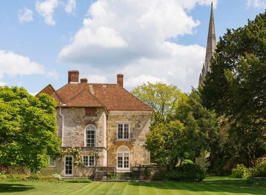 Arundells features in Country Life July 2020