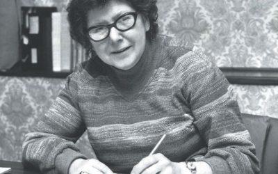 Barbara Hosking CBE