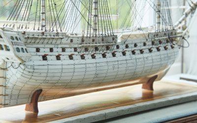 Shipshape at Arundells